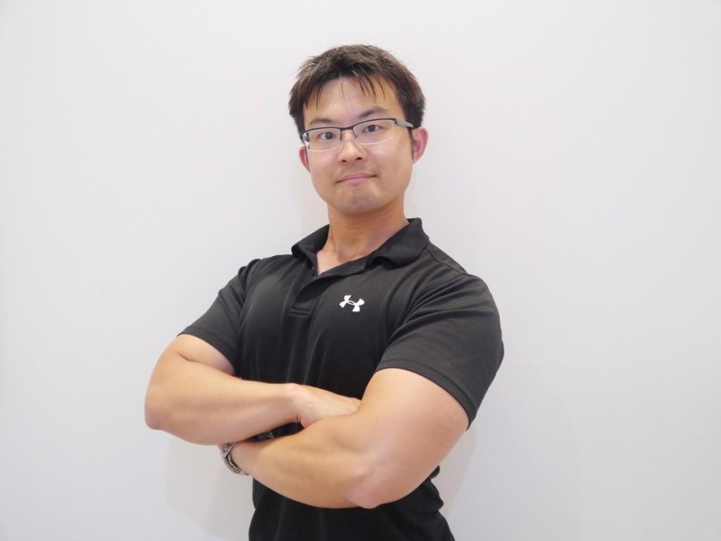 Atlas Motohashi Vancouver Personal Trainer